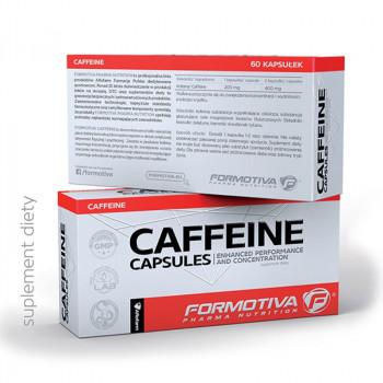 FORMOTIVA Caffeine Capsules 60caps