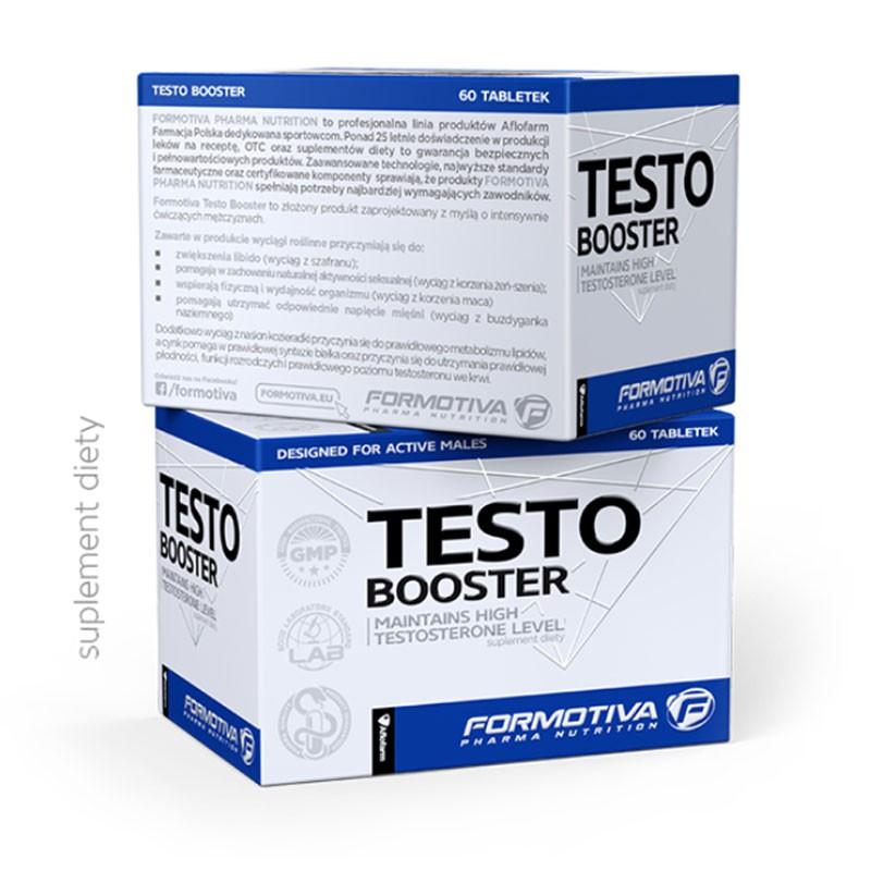 FORMOTIVA Testo Booster 60caps