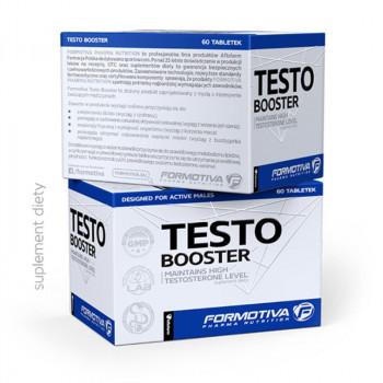 FORMOTIVA Testo Booster 60tabs