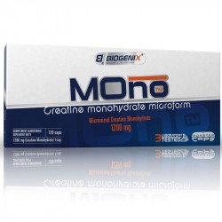 BIOGENIX Creatine Mono Microform 120caps