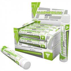 TREC Magnesium 200+ Shot 25ml