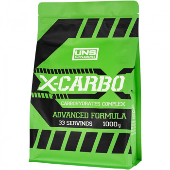 UNS X-Carbo 1000g