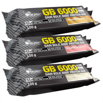 OLIMP Baton GB 6000 Gain Bolic Protein Bar 100g Baton Białkowy