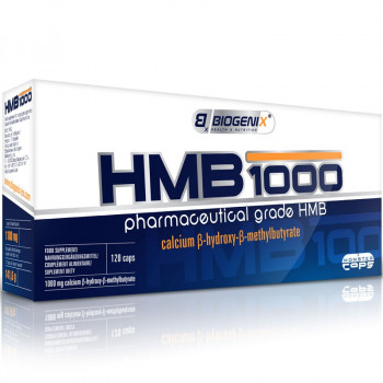 BIOGENIX HMB 1000 120caps