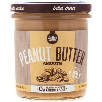 TREC Better Choice Peanut Butter 500g MASŁO ORZECHOWE