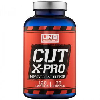 UNS Cut X-Pro 120caps