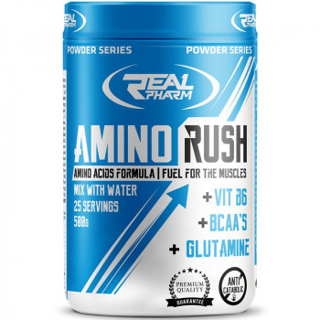 Real Pharm Amino Rush 500g