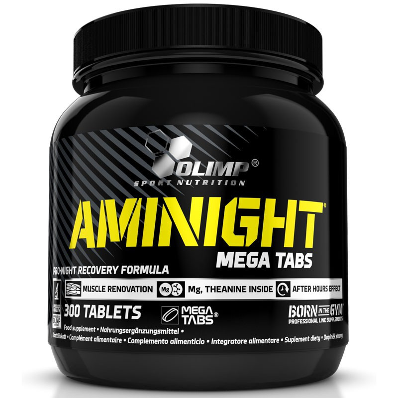 OLIMP Aminight 300tabs