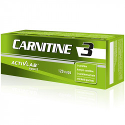 ACTIVLAB Carnitine 3 128caps