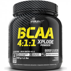 OLIMP BCAA Xplode 4:1:1 Powder 500g