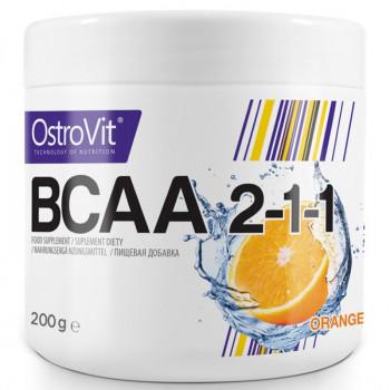 OSTROVIT BCAA 2-1-1 200g
