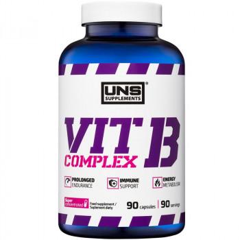 UNS Vit B Complex 90caps