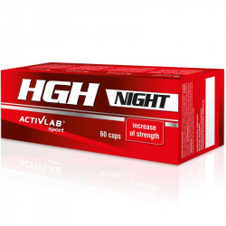 ACTIVLAB HGH Night 60caps