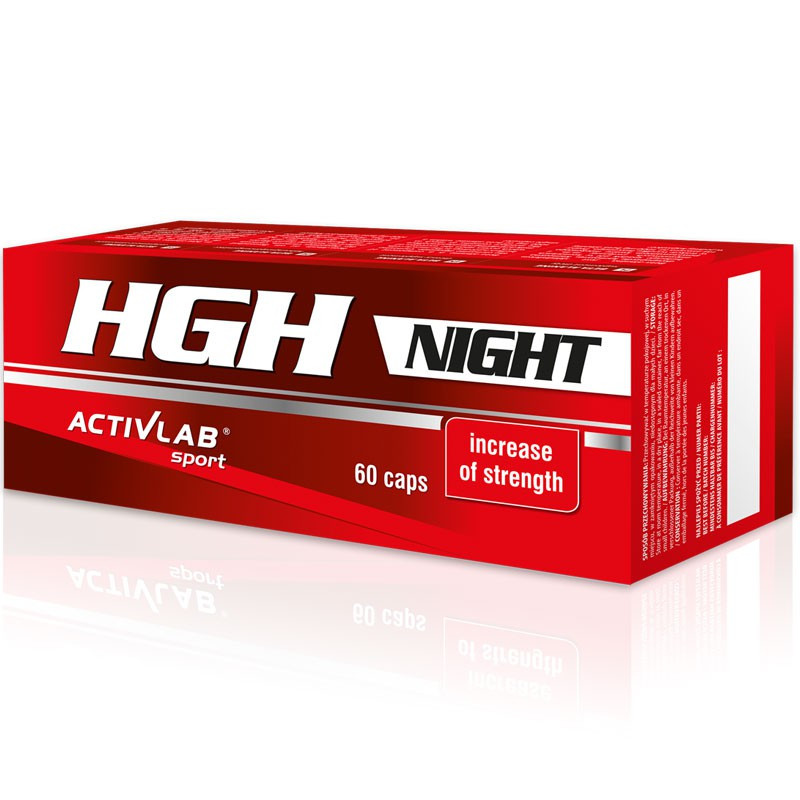 ACTIVLAB HGH Night 60caps
