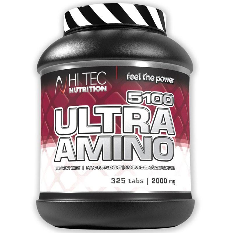 HI TEC - Ultra Amino 5100 325 tabl.