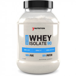7NUTRITION Whey Natural Isolate 90 500g