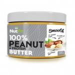 NutVit 100% Peanut + Protein Butter Smooth 500g