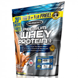 MUSCLETECH Premium 100% Whey Protein Plus 2720g