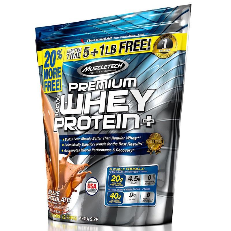 whey premium proteinpulver