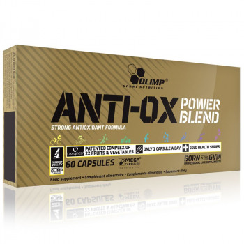 OLIMP ANTI-OX Power Blend 60caps