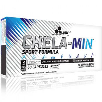OLIMP Chela-Min Sport Formula Mega Caps 60caps