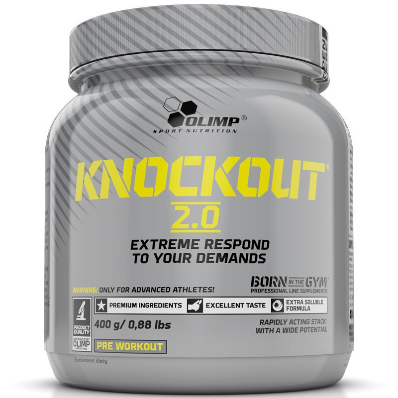 OLIMP Knockout 2.0 400g