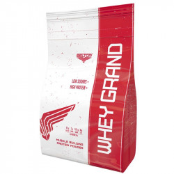 Whey Grand 700g Powered By...