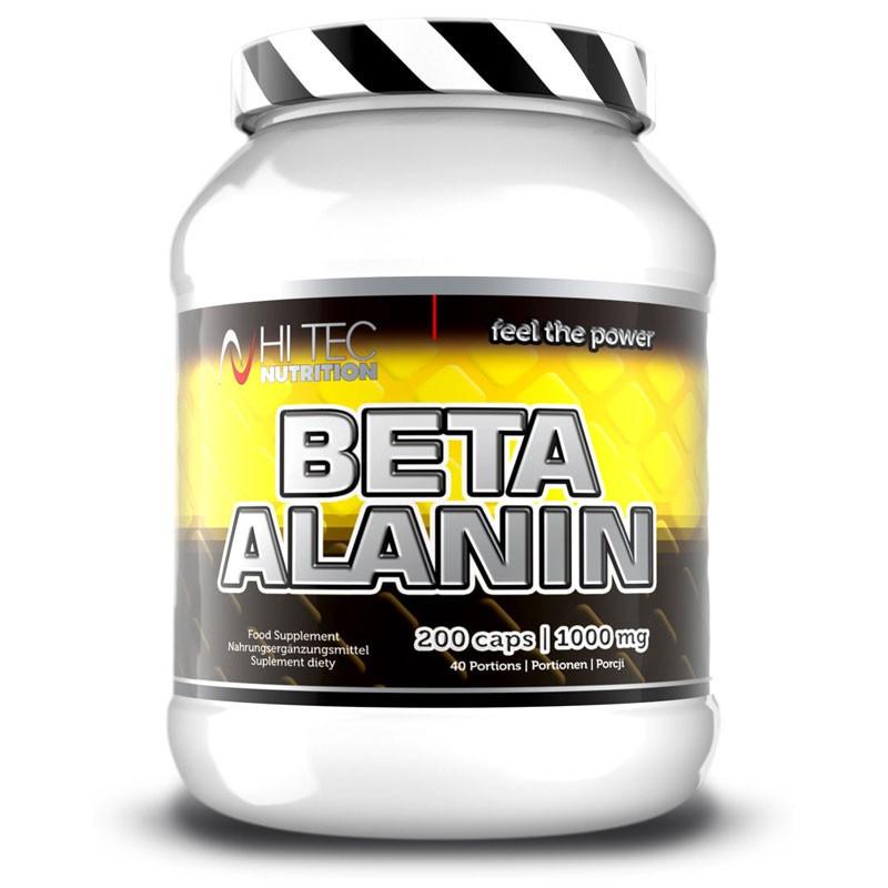 HI-TEC Beta Alanin 200caps
