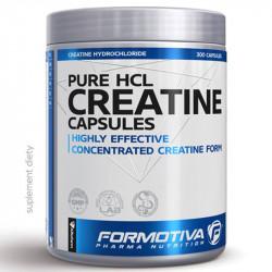 FORMOTIVA Pure Hcl Creatine Capsules 300caps
