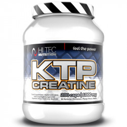 Hi TEC KTP Creatine 200 caps