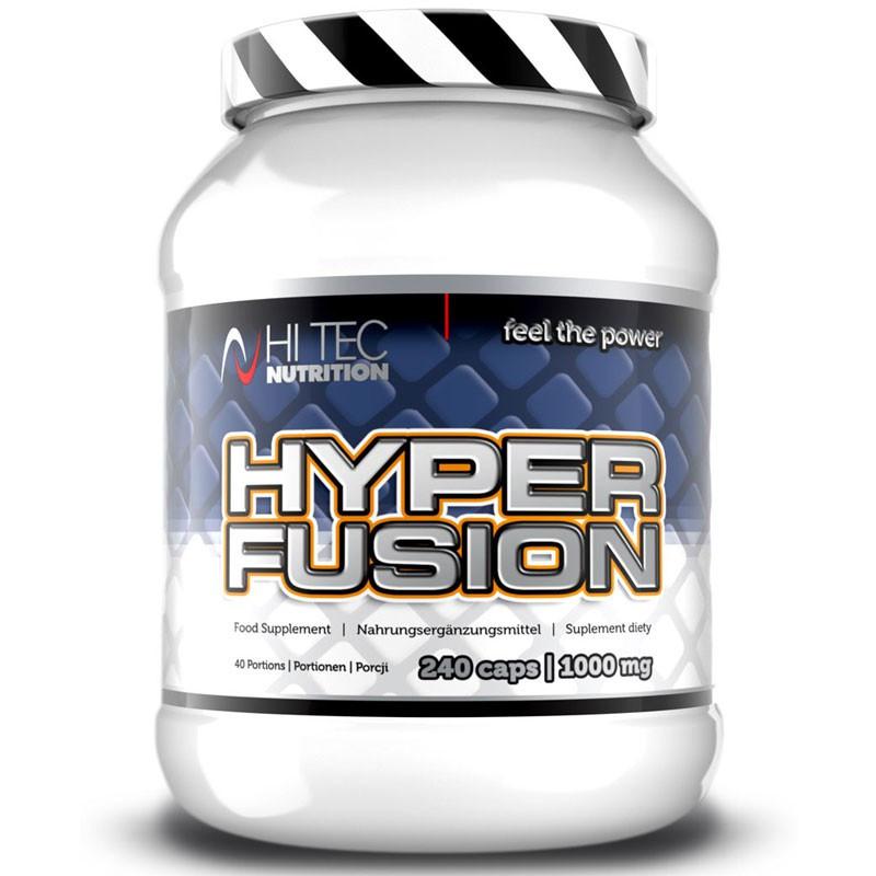 Hi TEC Hyperfusion 240 caps