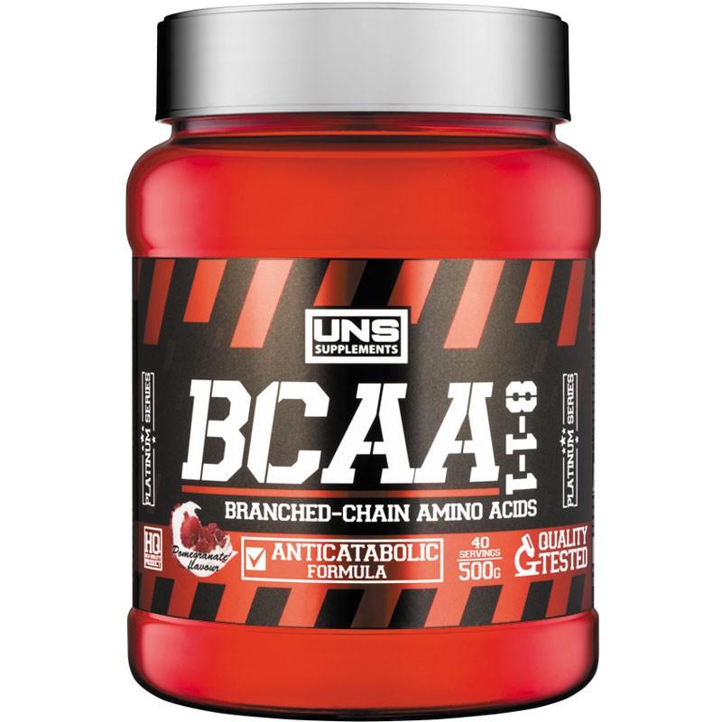 UNS BCAA 8-1-1 500g