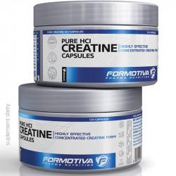 FORMOTIVA Pure Hcl Creatine Capsules 120caps