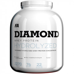 FA Diamond Hydrolysed Whey Protein 2270g Wys. Gratis