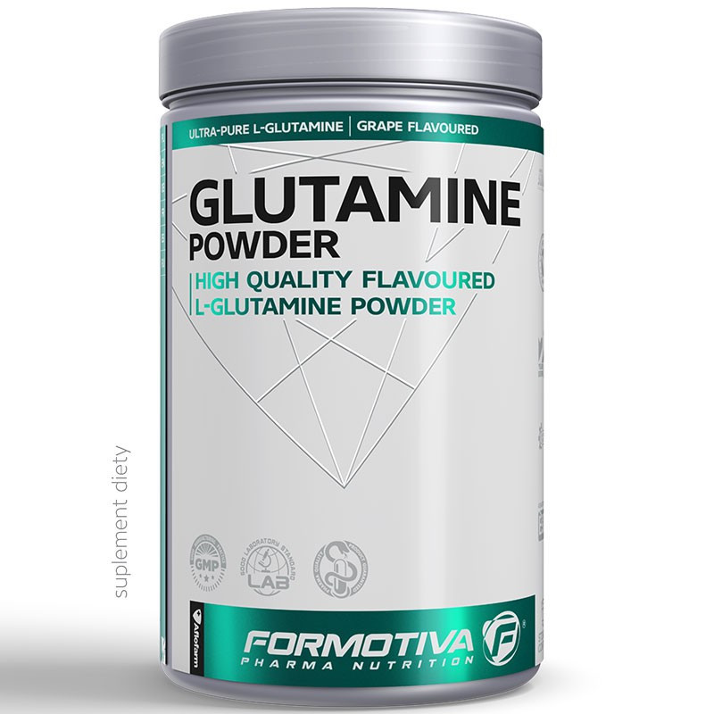 FORMOTIVA Glutamine Powder 510g