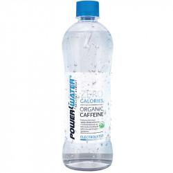 POWER WATER'S Zero Calories Organic Caffeine 500ml Woda z Kofeiną