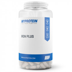 MYPROTEIN Iron Plus 30tabs Zelazo
