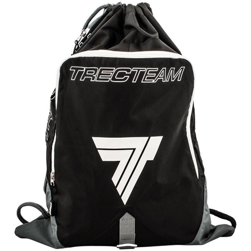 TREC Team Snackpack 001 Black-Grey Worek Treningowy