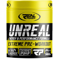 Real Pharm Unreal 306g