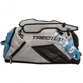 TREC Team Training Bag 007 Grey Blue Torba Treningowa