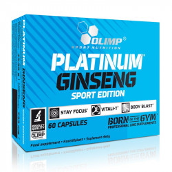 OLIMP Platinum Ginseng Sport Edition 60caps