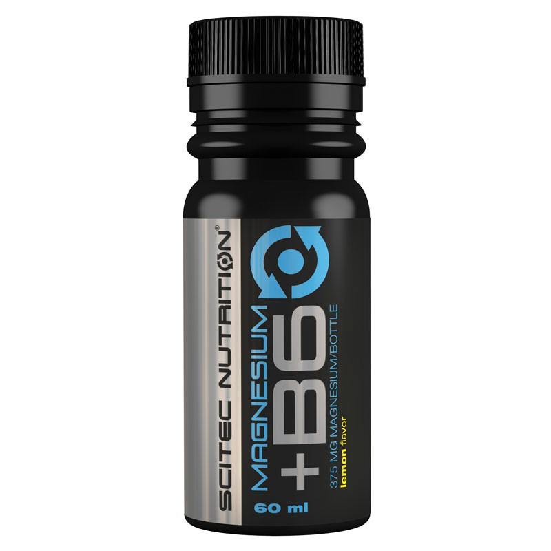 SCITEC Magnesium+B6 Shot 60ml