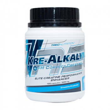 TREC Kre-Alkalyn 120caps