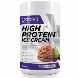 OSTROVIT High Protein Ice Cream 400g