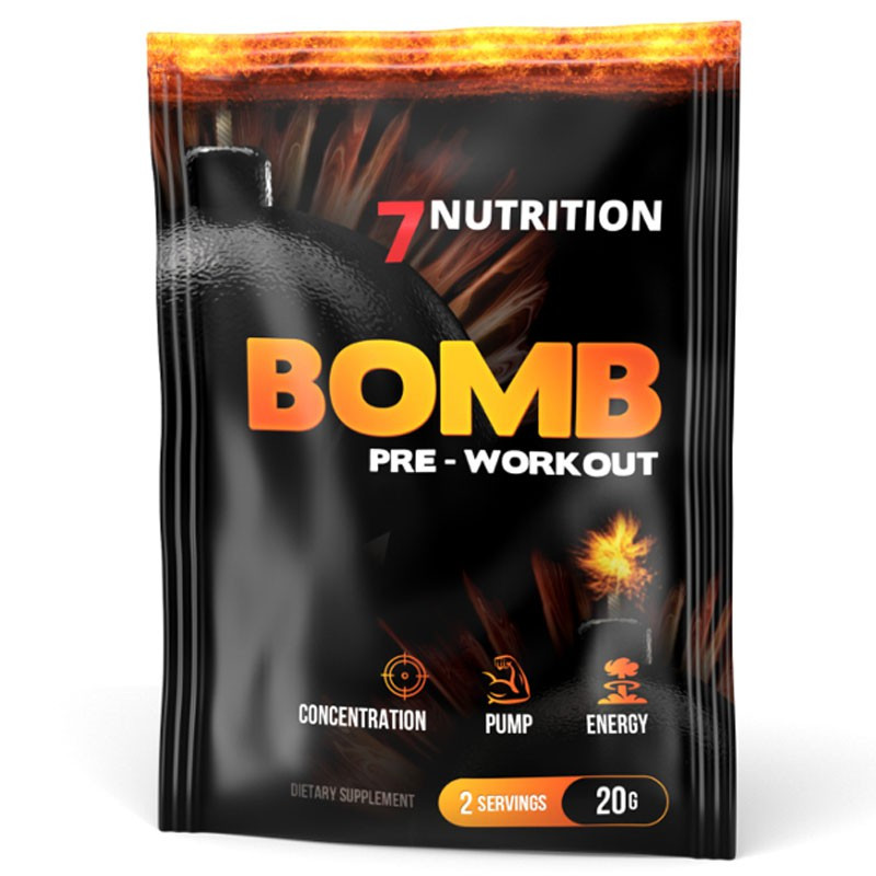7NUTRITION Bomb 20g