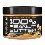 SCITEC 100% Peanut Butter Smooth 500g MASŁO ORZECHOWE