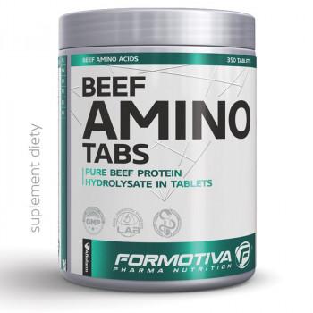 FORMOTIVA Beef Amino Tabs 350tabs