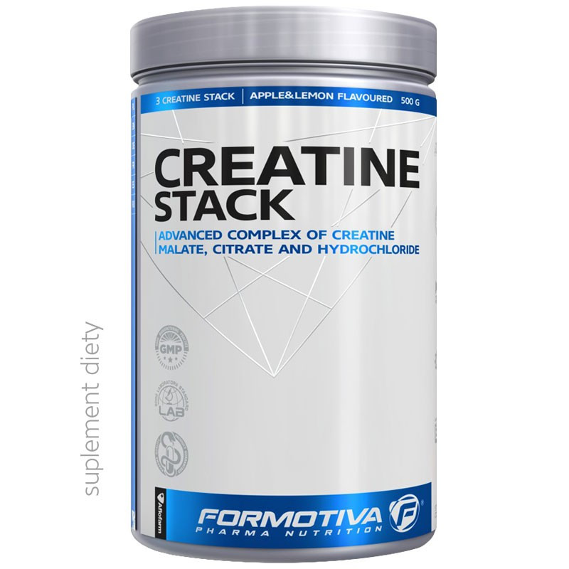 FORMOTIVA Creatine Stack 500g