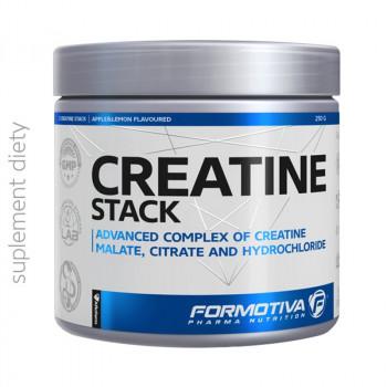 FORMOTIVA Creatine Stack 250g
