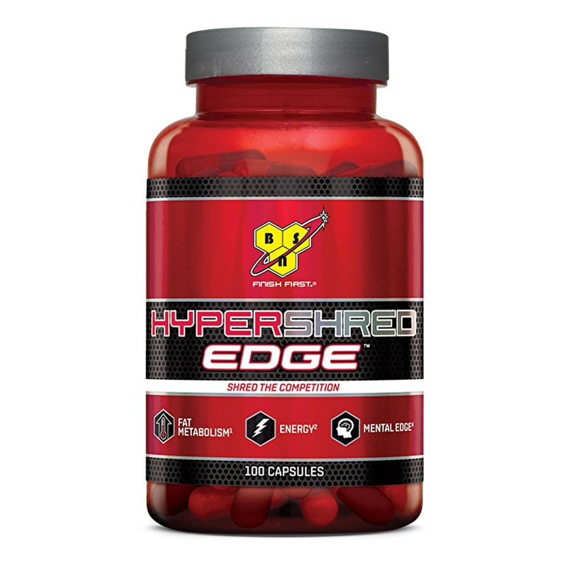 BSN HyperShred Edge 100caps